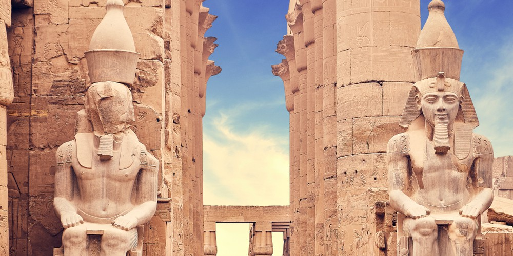 Luxor Temple - 4 Day Nile Cruise Aswan to Luxor Itinerary - Trips in Egypt
