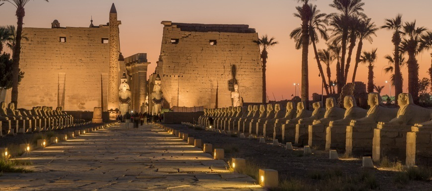 Luxor Temple | Luxor Trips from Hurghada | TripsInEgypt