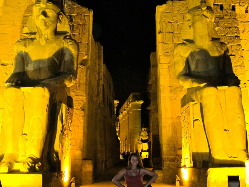 Luxor Temple - Luxor Tour from Cairo - Trips In Egypt