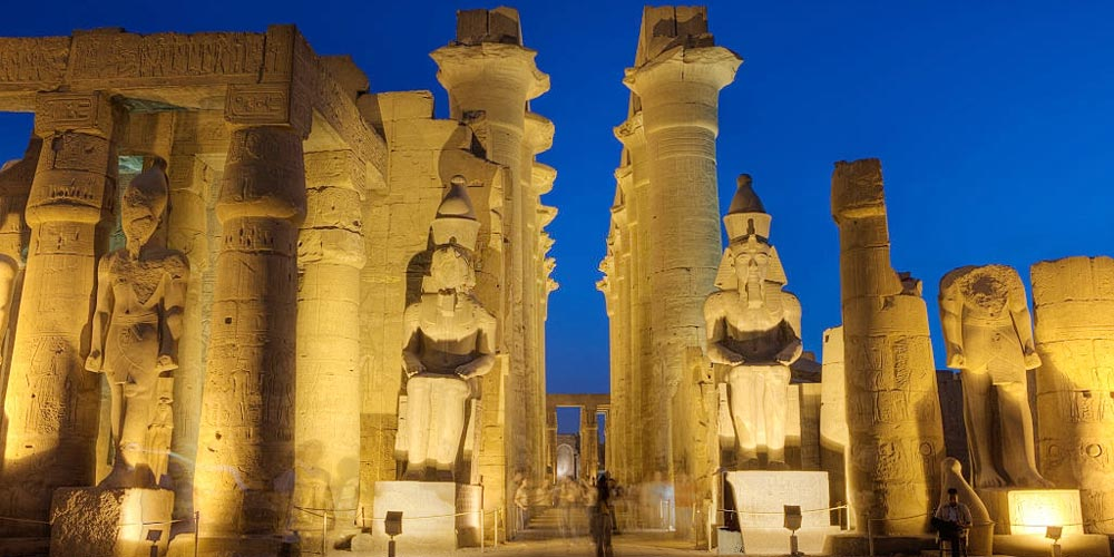 2 Days Luxor Trips from Hurghada | Hurghada Excursion to Luxor