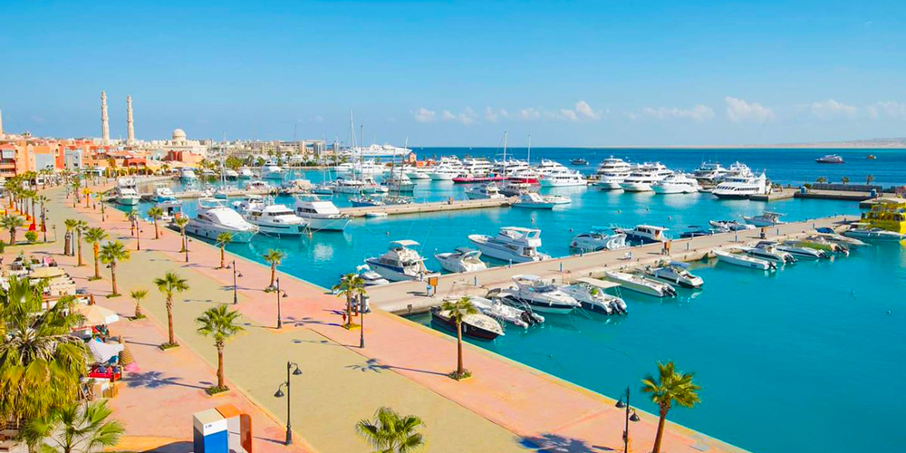 Marine Hurghada - Hurghada city Tour - Trips in Egypt