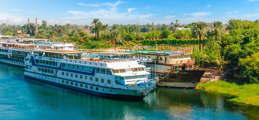 Nile Cruise from Hurghada | TripsInEgypt