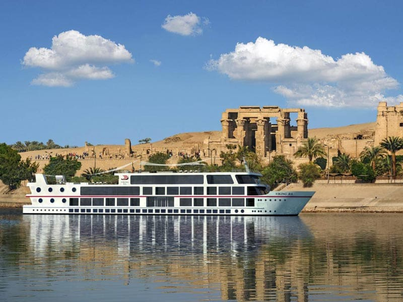 7 Nights Nile Cruise from Luxor to Aswan | 7 Night Nile Cruise Itinerary