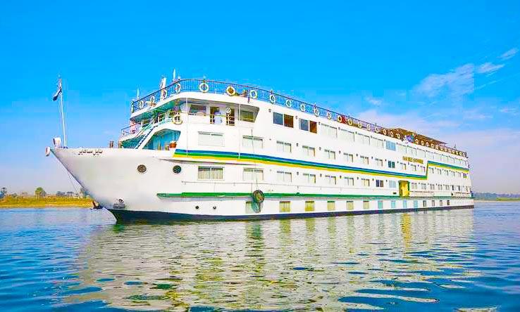 Amazing 5 Days Nile Cruise from Marsa Alam to Luxor & Aswan