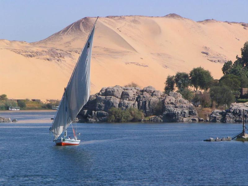Nile River - Day Trip from Aswan to Abu Simbel by Car - Trips In Egypt