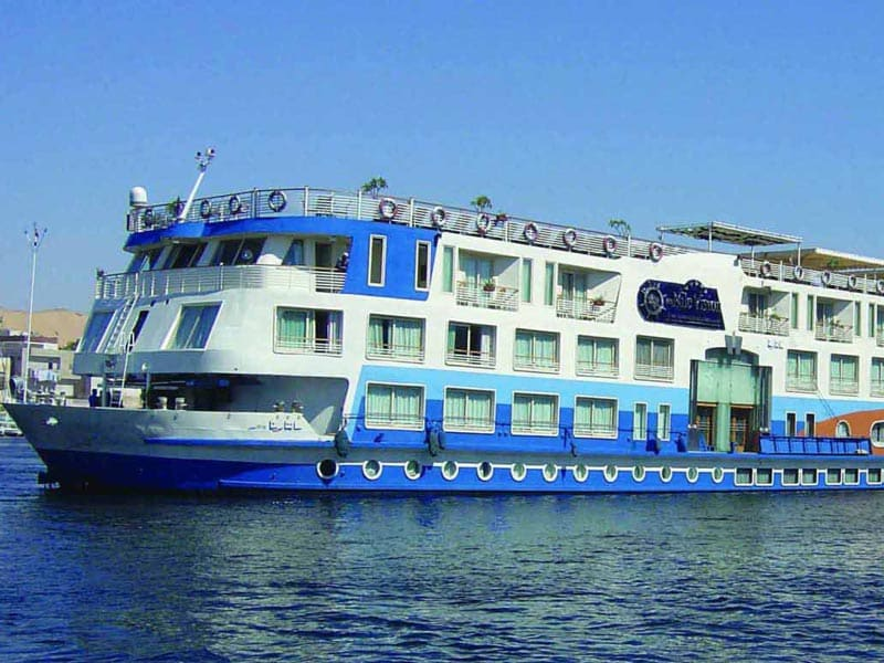 5 Days Nile Cruise Luxor to Aswan | 4 Nights Nile Cruise Itinerary