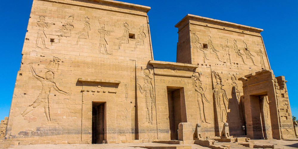 Philae Temple - 4 Day Nile Cruise Aswan to Luxor Itinerary - Trips in Egypt