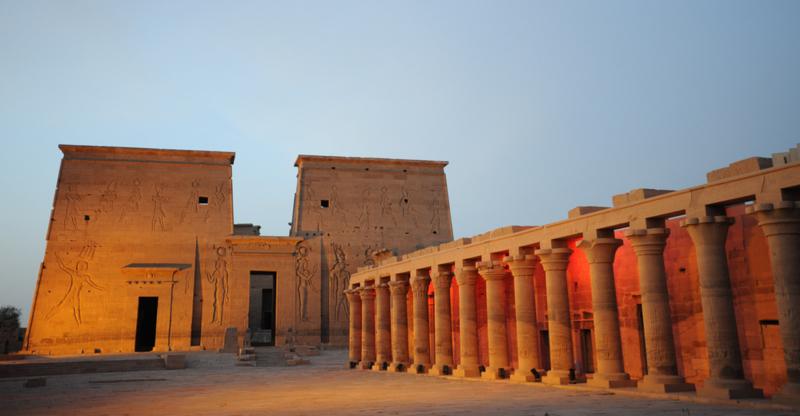 Philae Temple | 6 Days Cairo Aswan Luxor | TripsInEgypt