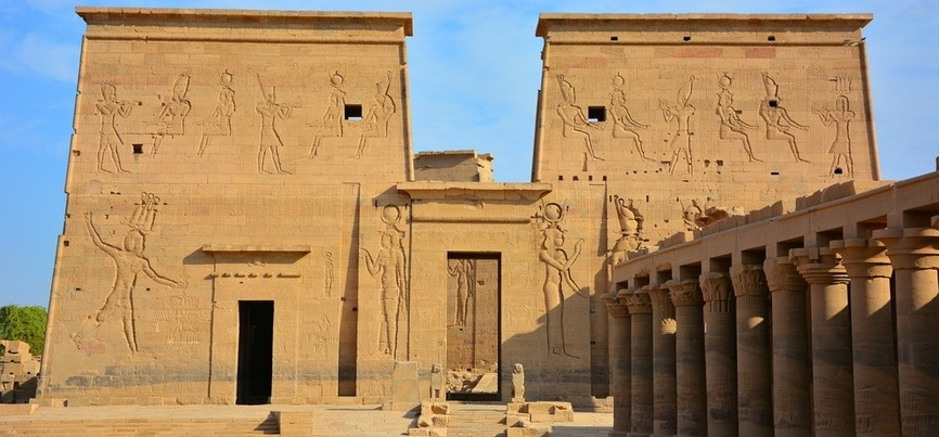 Hatshepsut's Temple | 4 Days Hurghada, Aswan and Luxor | TripsInEgypt