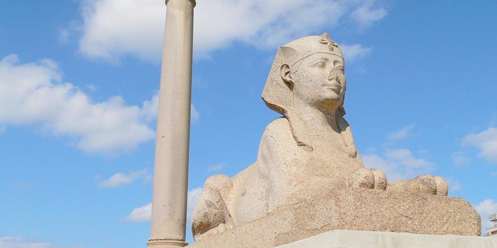 Tours to Cairo and Luxor from Port Said - Port Said to Cairo & Alexandria