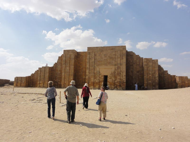 Saqqara the Step Pyramid - Day Trip to Pyramids from Cairo - Trips In Egypt