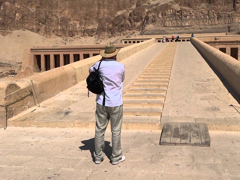 Temple of Hatshepsut - Trips In Egypt