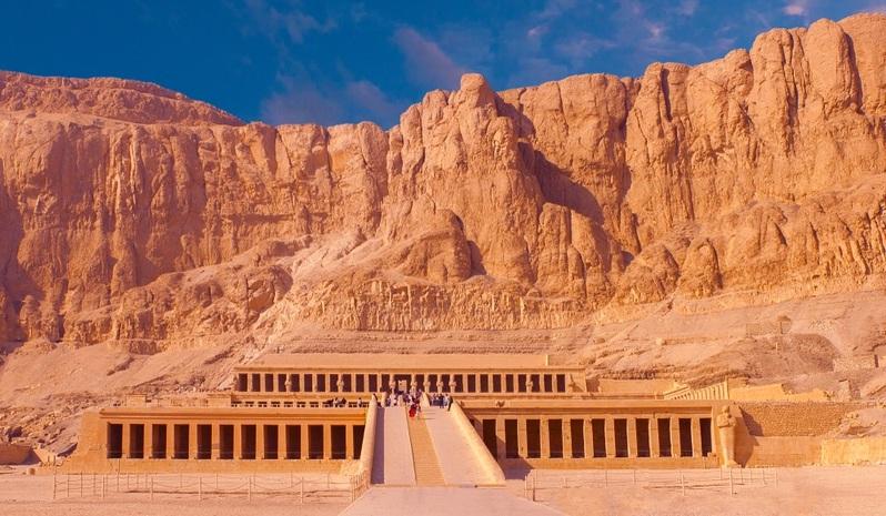 Hatshepsut's Temple | 6 Days Cairo Aswan Luxor | TripsInEgypt