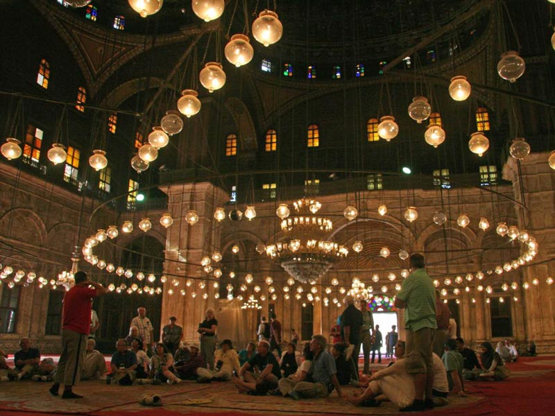 The Alabaster Mosque - Day Tour from Cairo - Trips In Egypt