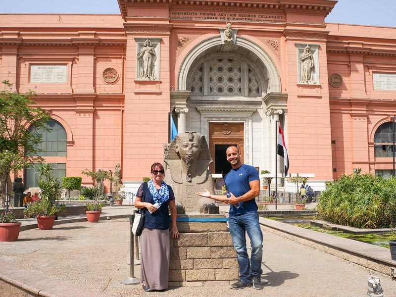 The Egyptain Museum - Trips In Egypt