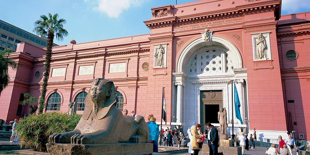 Cairo City Tour to the Egyptian Museum, Khan El Khalili & Old Cairo