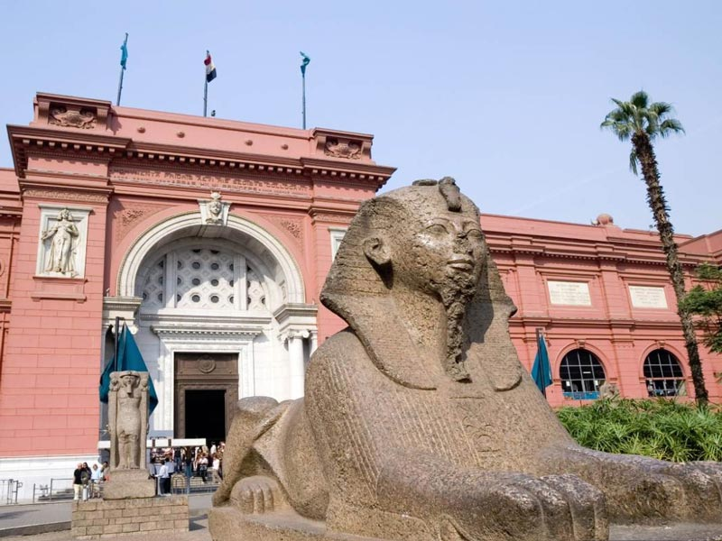 The Egyptian Museum - Cairo Stopover Tour - Trips In Egypt