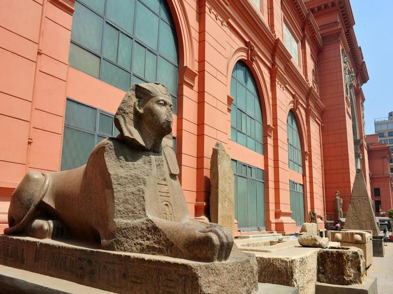 The Egyptian Museum - Day Trip from Cairo - Trips In Egypt