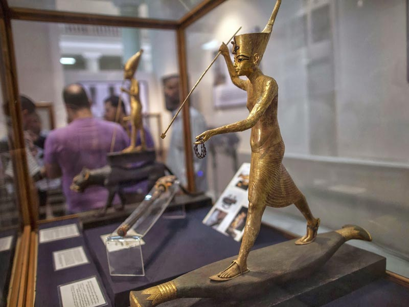 The Egyptian Museum - Marsa Alam to Cairo day Trip - Trips In Egypt