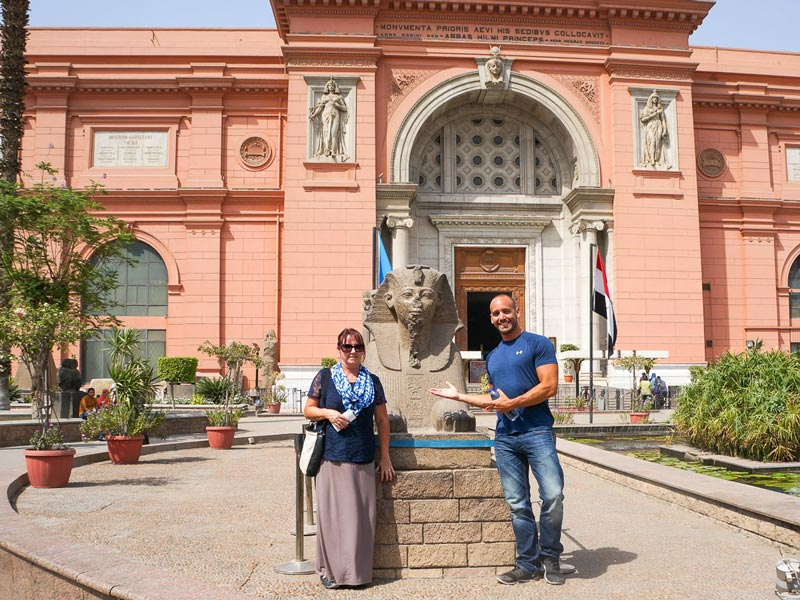 The Egyptian museum - Private Day Trip from Marsa Alam to Cairo by Plane - Trips In Egypt