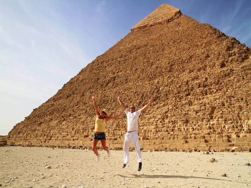 The Great Pyramid - Day Trip from Cairo - Trips In Egypt
