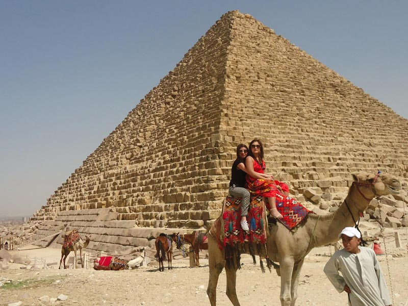 2 Day Trips to Cairo from Hurghada by Plane | Hurghada Excursion to Cairo