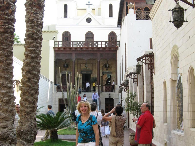 The Hanging Church - Day Tour from Cairo - Trips In Egypt