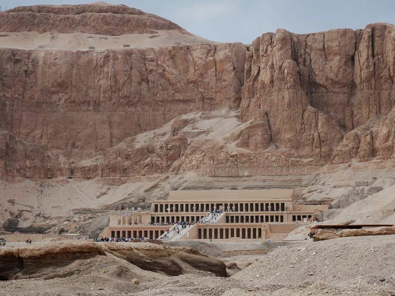 The Hatshepsut Temple - Luxor Day Trip from Cairo - Trips In Egypt