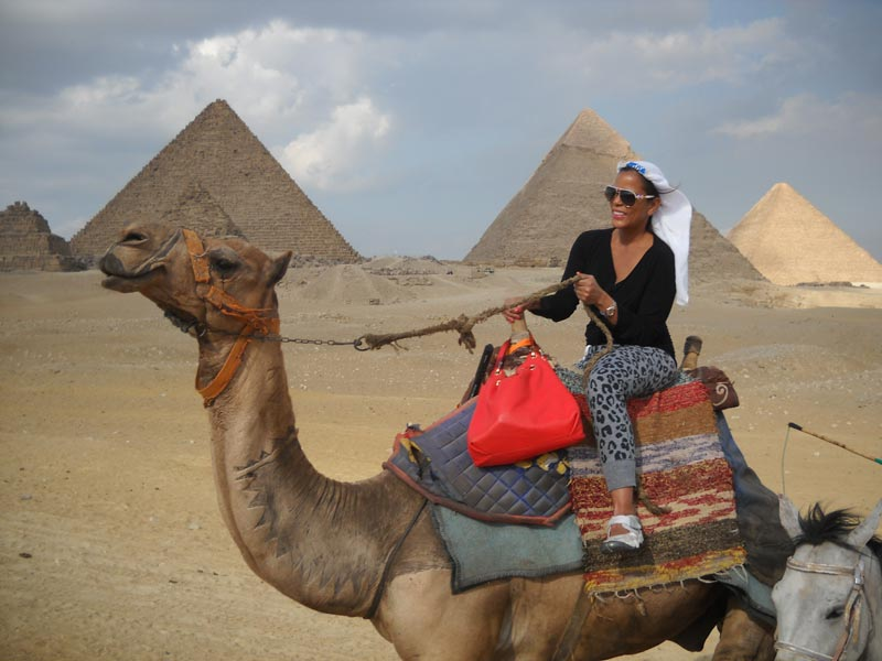The Pyramids of Giza - Day Trip from Hurghada to Cairo by Plane - Trips In Egypt