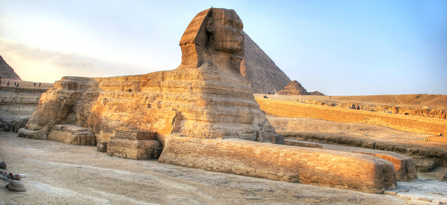 The Sphinx | 4 Days in Cairo Egypt | TripsInEgypt