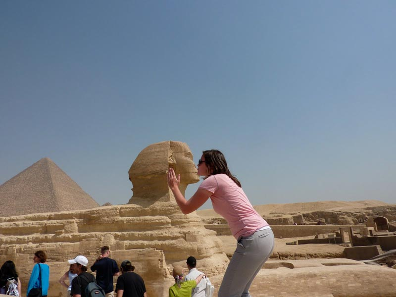 The Sphinx - Day Trip from Hurghada to Cairo by Plane - Trips In Egypt