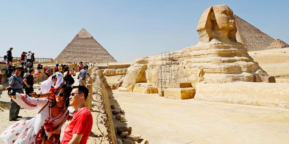 Day Trip to Cairo from Hurghada by Plane | Cairo Day Tour from Hurghada by Plane