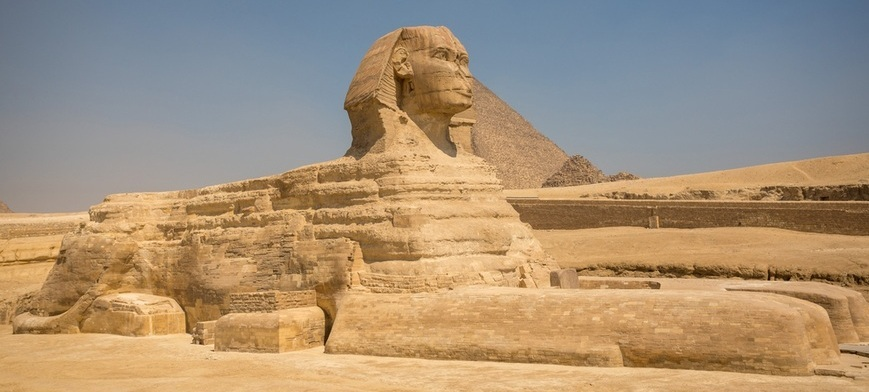 The Sphinx | Day Tours to Cairo from Hurghada | TripsInEgypt