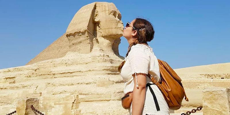 Tour to Cairo and The Pyramids From Alexandria Port