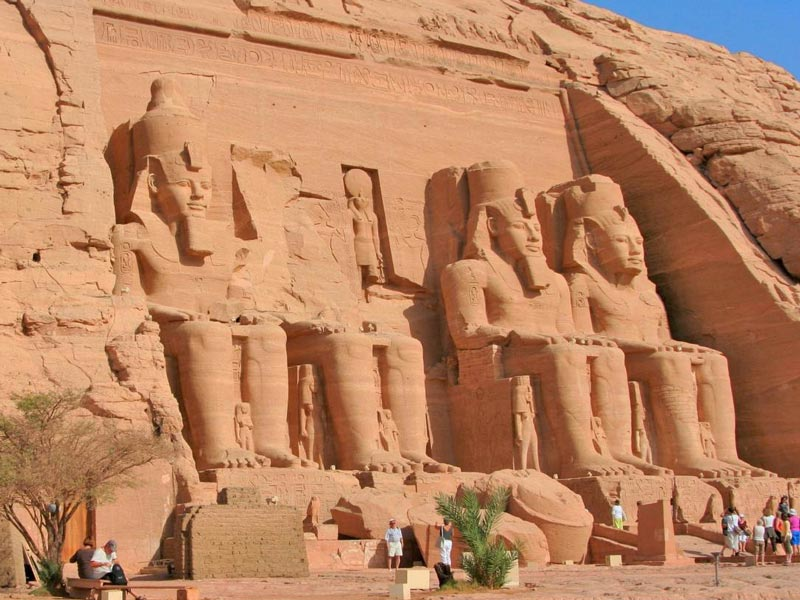 The Two Temples of Abu Simbel - Aswan to Abu Simbel Tour By Plane - Trips In Egypt