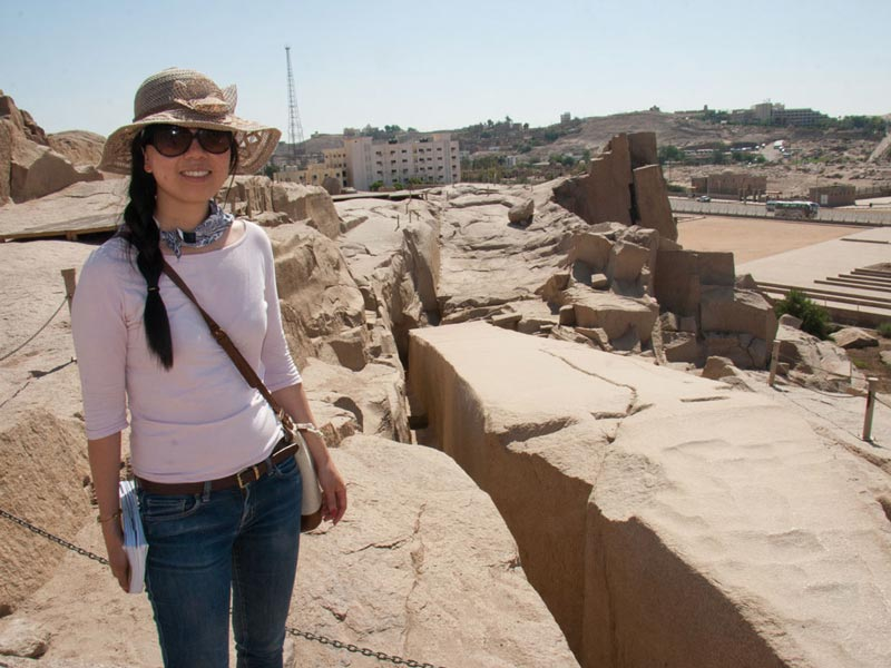 The Unfinished Obelisk - Aswan Sightseeing Tour - Trips In Egypt