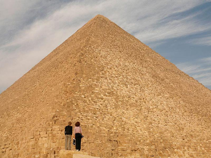 The Giza Pyramids - Cairo Stopover Tour - Trips In Egypt