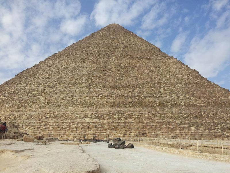 The giza pyramids - Private Day Trip from Marsa Alam to Cairo by Plane - Trips In Egypt