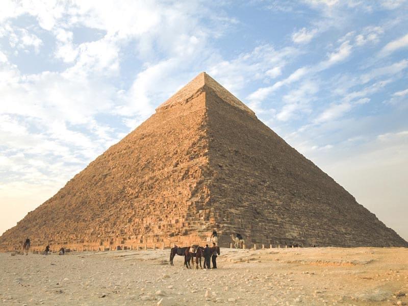 Giza Pyramids - Trips in Egypt