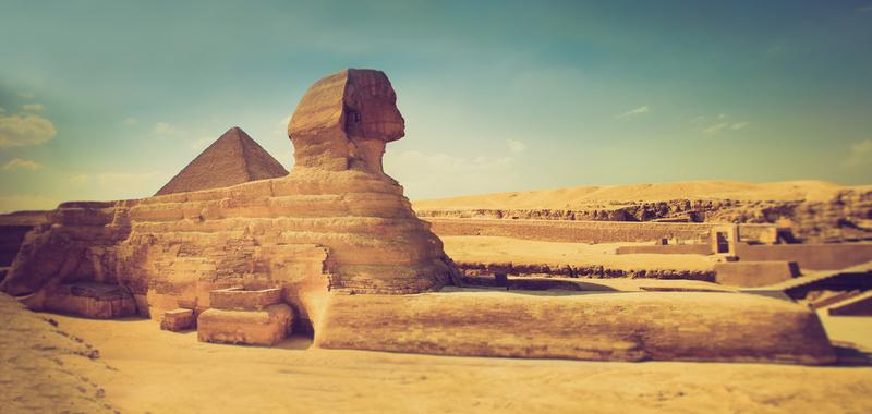 The Sphinx | 6 Days Cairo Aswan Luxor | TripsInEgypt