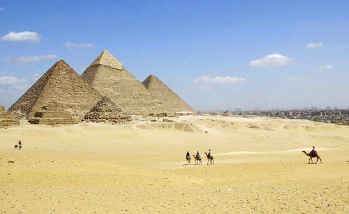 Tour to Cairo and the Pyramids From Alexandria Port - Trips in Egypt