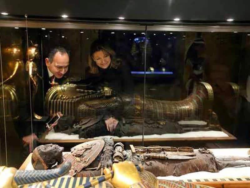 Tutankhamun - Trips In Egypt