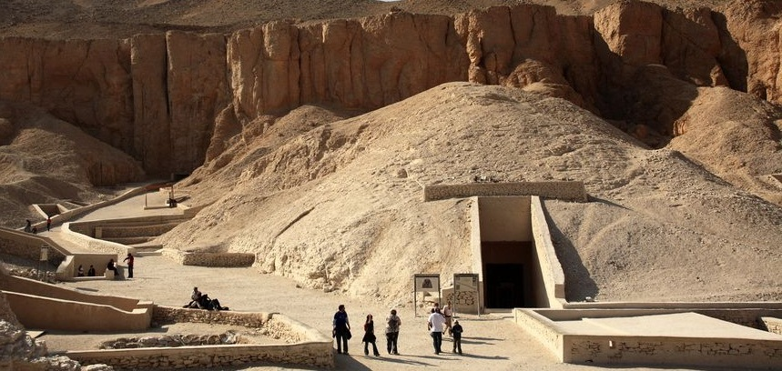 Valley of The Kings - Day trip to luxor from cairo - TripsInEgypt