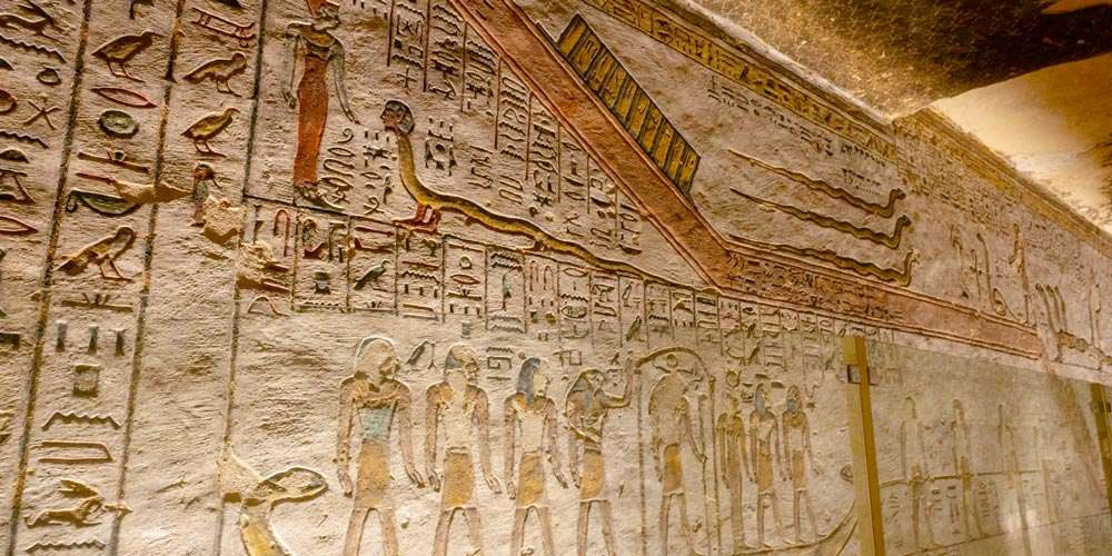 Valley of the Kings - 2 Days Tours from Hurghada to Abu Simbel & Luxor - Trips in Egypt