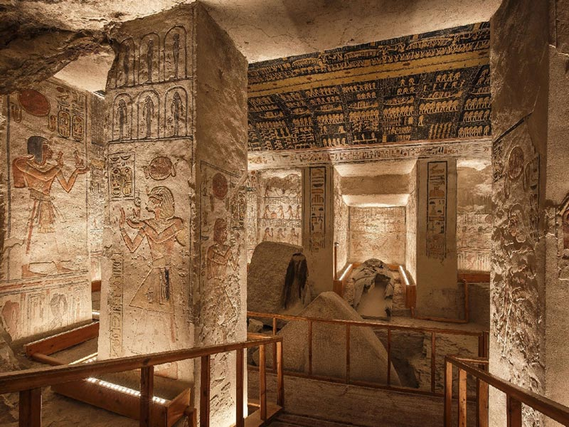 Valley of the Kings - Luxor Tour from Cairo - Trips In Egypt