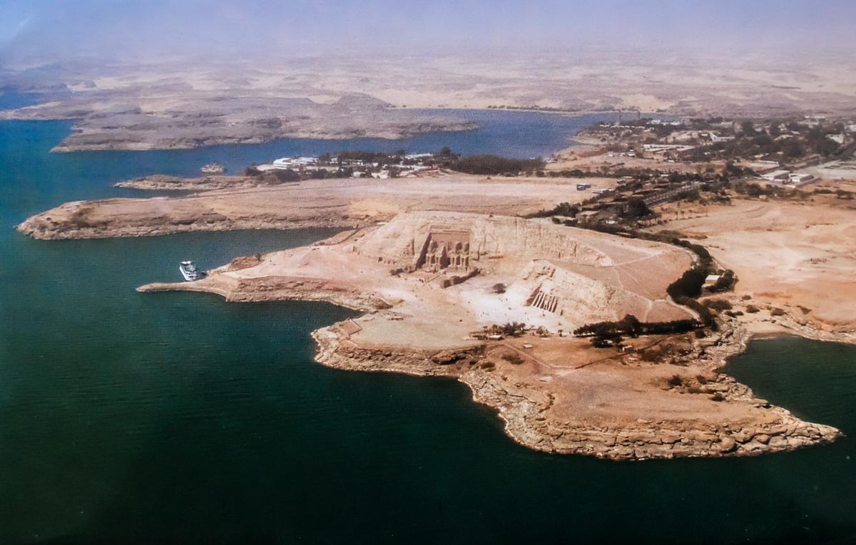 Aswan to Abu Simbel Tour by Plane | Aswan to Abu Simbel by Flight - TripsInEgypt