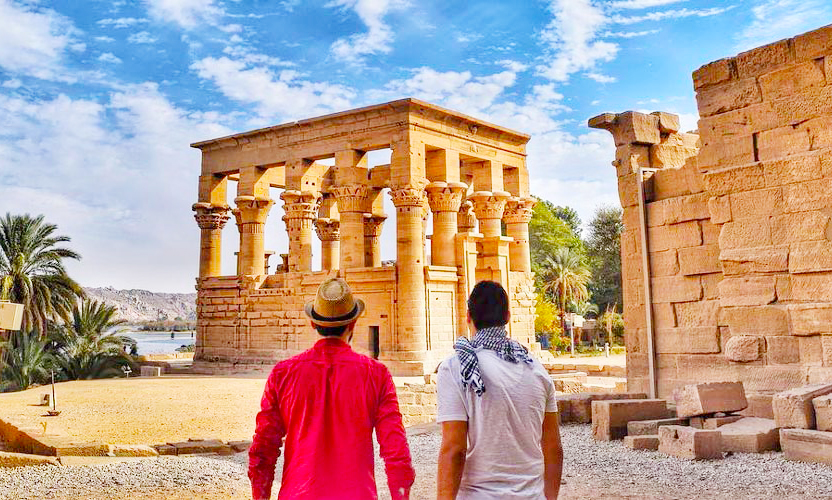 Great holiday in Egypt for 4 days Cairo and Aswan tour package include visiting the most famous landmarks in Cairo and Aswan joined by a private tour guide.