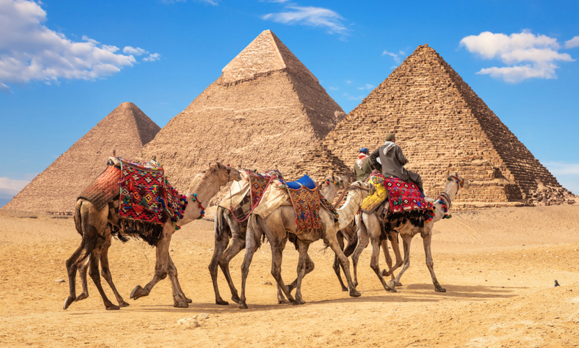 9 Days Egypt Vacation to Cairo, Alexandria & Sharm El Sheikh