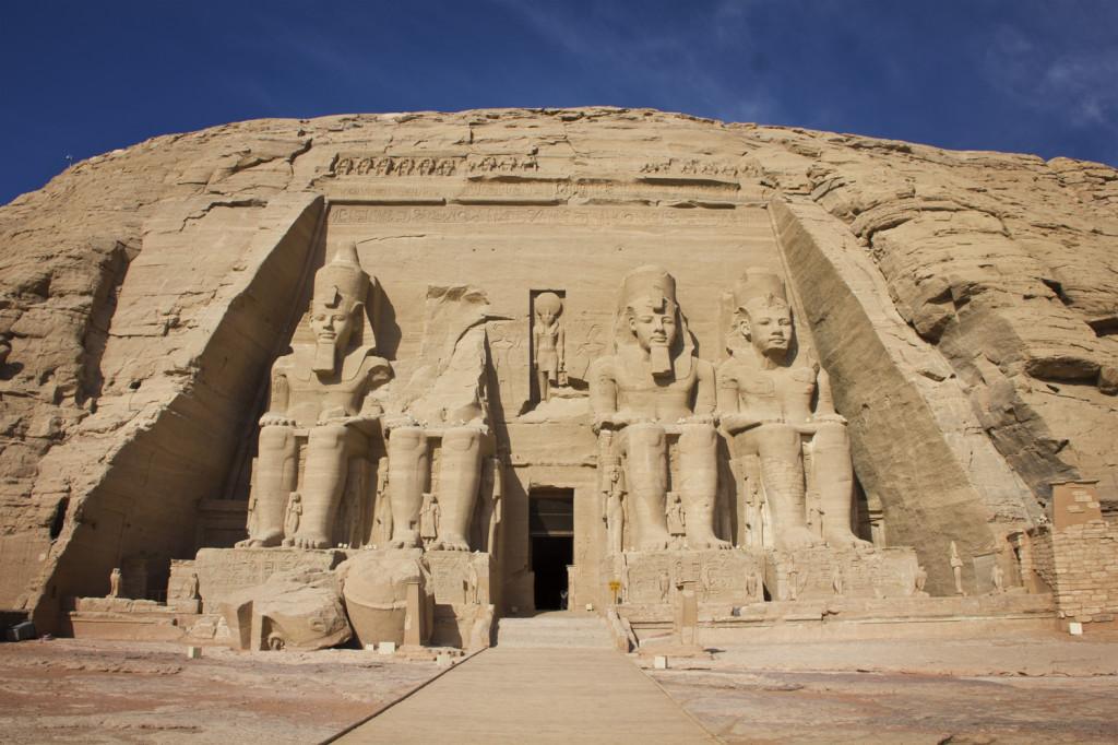 Abu Simbel Temple - Cairo, Alexandria, Nile Cruise & Hurghada - TripsInEgypt
