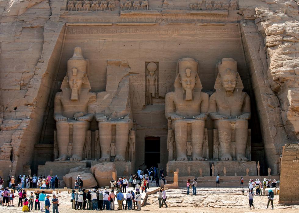 Abu Simbel Temple | 4 days Cairo & Abu Simbel | TripsInEgypt